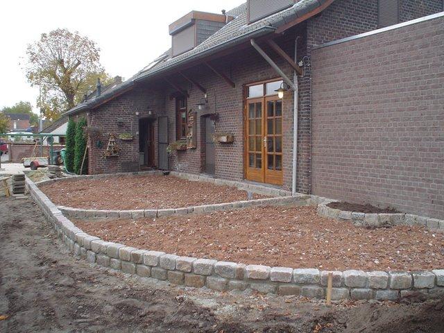 Aanleg Tuin Tom van den Heuvel te Venlo - 5