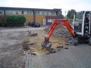 Aanleg van een Oprit Venlo Tom van den Heuvel 1