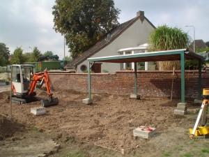 Aanleg van een Oprit Venlo