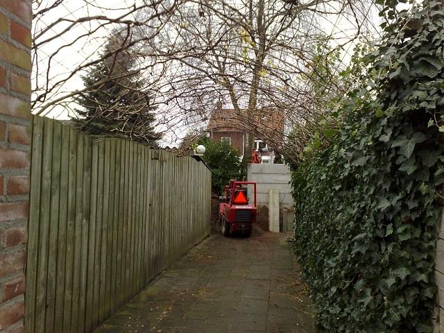 Afvoeren Grond Tom van den Heuvel te Venlo - 4