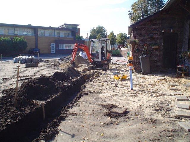 Fundering graven