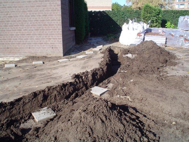 Fundering Graven Tom van den Heuvel te Venlo - 2