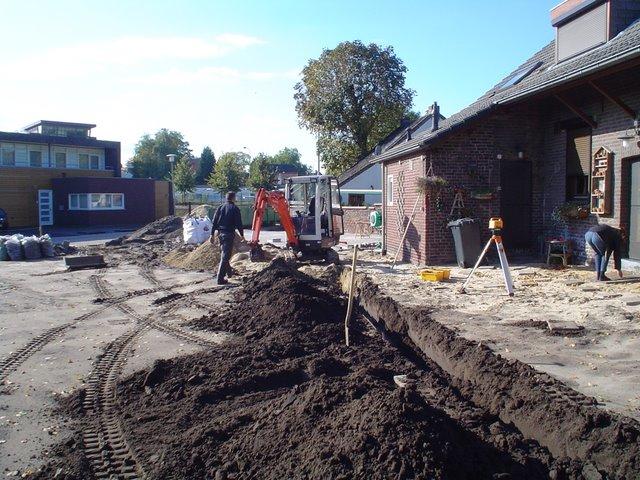 Fundering Graven Tom van den Heuvel te Venlo - 4