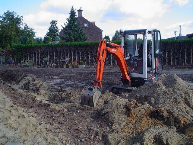 Fundering Graven Tom van den Heuvel te Venlo - 5