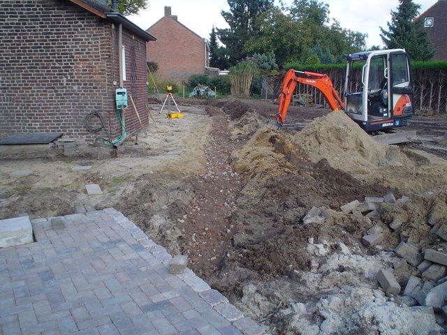 Fundering Graven Tom van den Heuvel te Venlo - 6