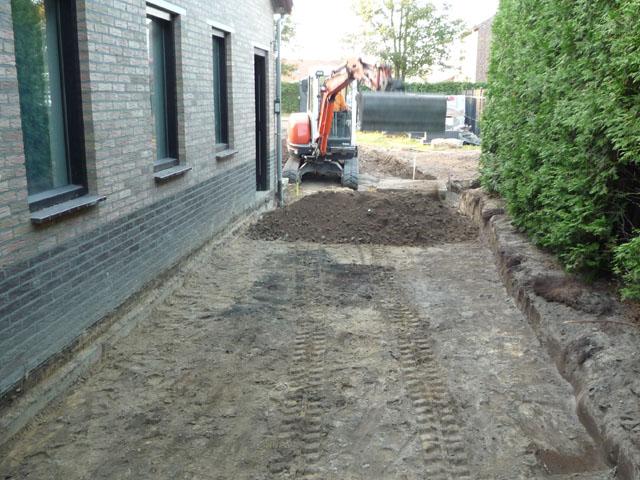 Oprit Langs het Huis Tom van den Heuvel te Venlo