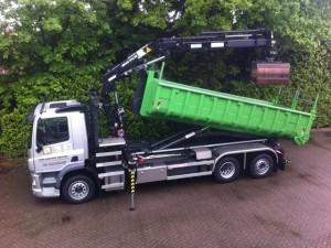 Vrachtwagen Nieuw Tom van den Heuvel te Venlo