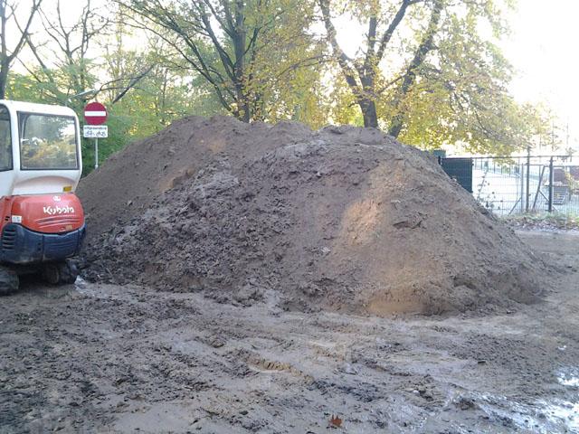Grond Egaliseren Tom van den Heuvel te Venlo