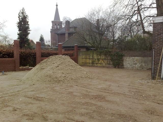 Voorwerk Bestraten Tom van den Heuvel te Venlo