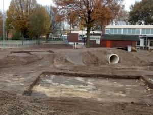 Crossbaan Maken Tom van den Heuvel te Venlo