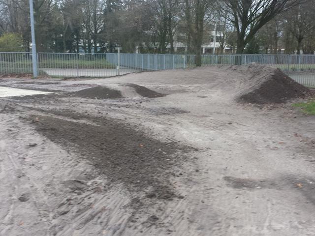 Crossbaan Maken Tom van den Heuvel te Venlo 9