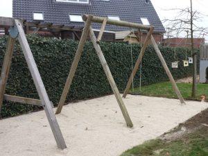 Aanleg Speeltuin Arcen Tom van den Heuvel te Venlo