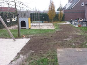 Aanleg Speeltuin Blerick Tom van den Heuvel te Venlo