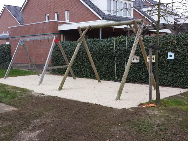 Aanleg Speeltuin Horst Tom van den Heuvel te Venlo