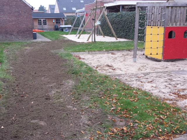 Aanleg Speeltuin Velden Tom van den Heuvel te Venlo