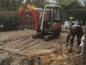 Fundering Aanbouw - Tom van den Heuvel te Venlo