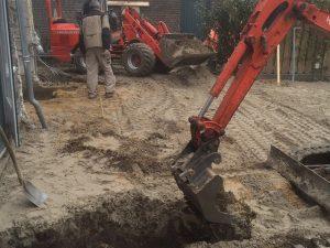 Fundering Aanbouw Venlo - Tom van den Heuvel te Venlo