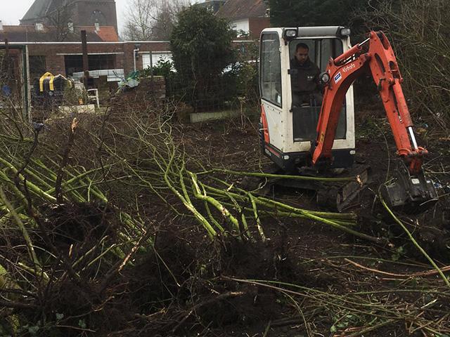Struiken Tuin Verwijderen Venlo - Tom van den Heuvel te Venlo.