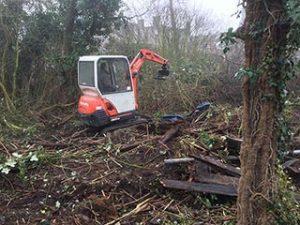 Tom van den Heuvel te Venlo - Struiken Tuin Verwijderen