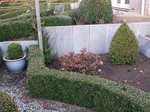 Hoogteverschil Tuin - Tom van den Heuvel te Venlo