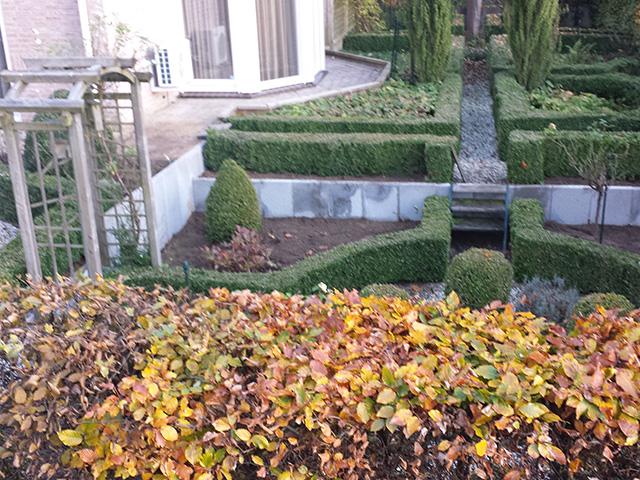 Hoogteverschil Tuin 16 - Tom van den Heuvel te Venlo