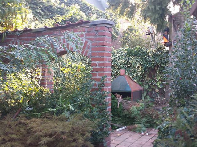 Hoogteverschil Tuin 6 - Tom van den Heuvel te Venlo