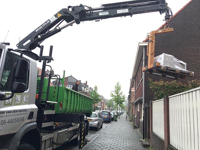 Hijswerk Pallet Venlo 03