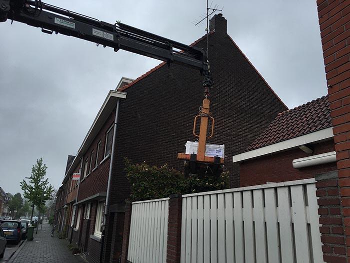 Hijswerk Pallet Venlo 04