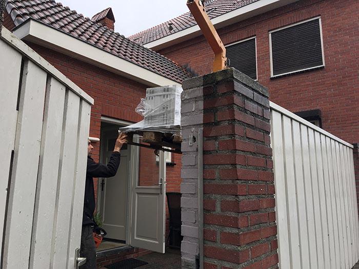 Hijswerk Pallet Venlo 05