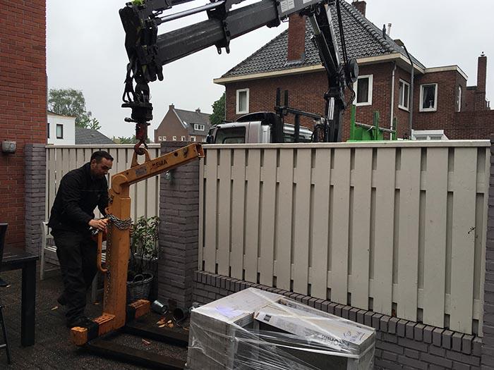 Hijswerk Pallet Venlo 08