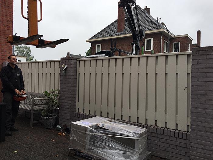 Hijswerk Pallet Venlo 09