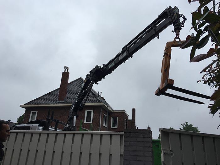 Hijswerk Pallet Venlo 10