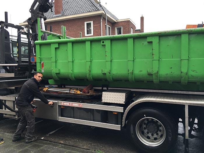 Hijswerk Pallet Venlo 11